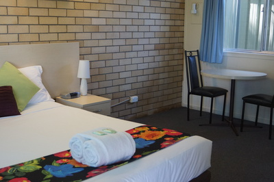 Queen Room Accommodation