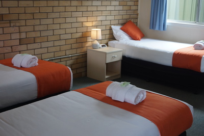 Triple Room Accommodation