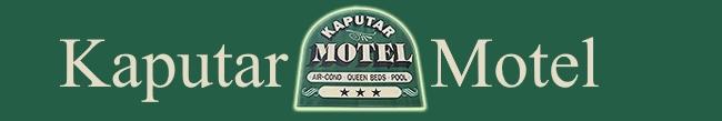 Kaputar Motel